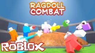 ROBLOX [FR] - C'est L'heure Des Combats Epic - RAGDOLL COMBAT