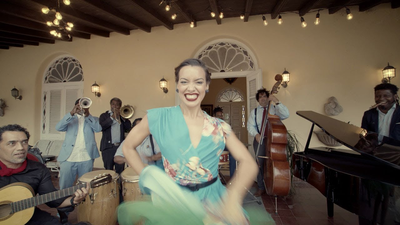 "Mista Savona, Havana Meets Kingston - ""Guarachará""  feat. Dayán Carrera Fernández (OFFICIAL VIDEO)"