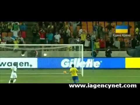 South Africa 0 - 5 Brazil Highlights - iAgencyNet.com
