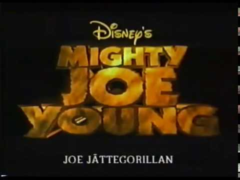 Download Mighty Joe Young - VHS Trailer Swedish