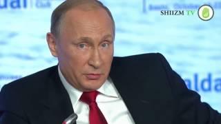 Отношение Путина к шиитам и суннитам
