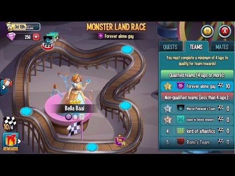 Monster Legends - Player vs Player combat & help team race top 1