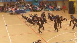 UNITED BEATS CREW: Hip Hop B (ONP 2014)