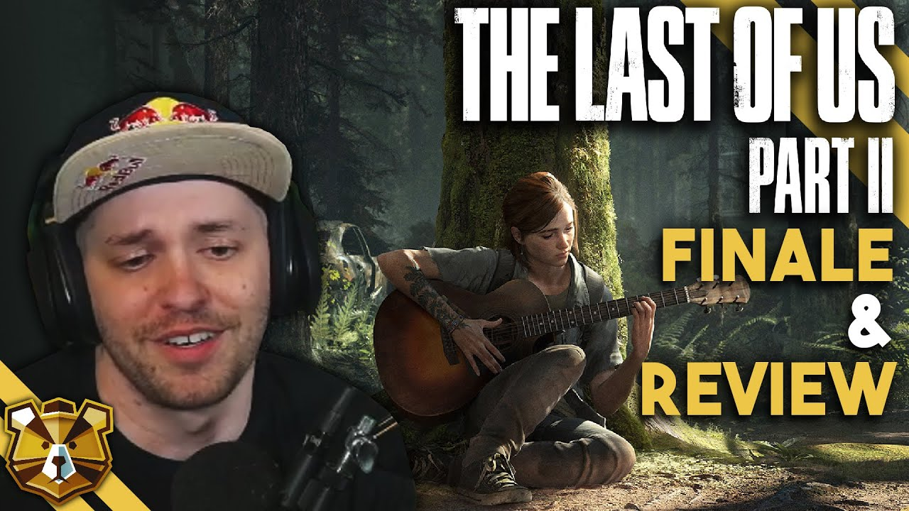 The Last Of Us Part II Finale & Review | GrandPooBear Plays