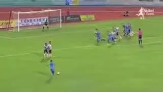 fútbol y curvas