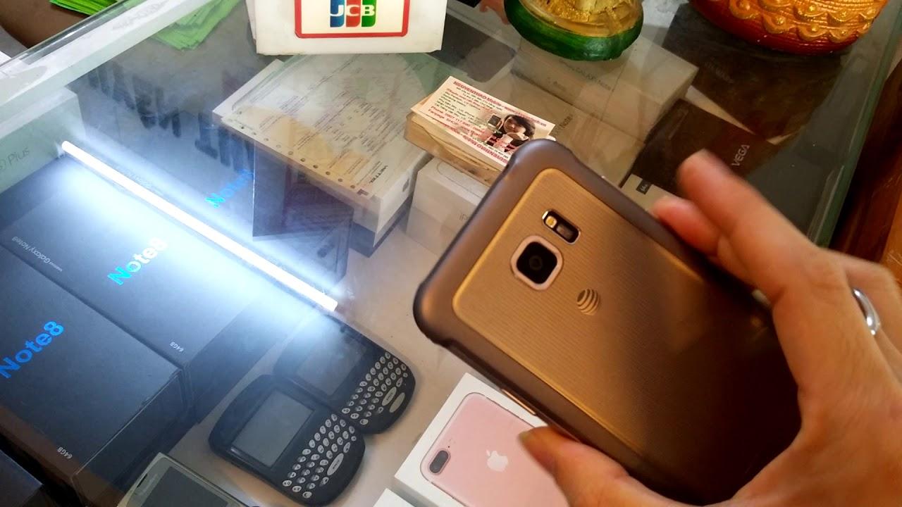 Galaxy S7 Active G891A GIÁ RẺ NHẤT TPHCM UY TÍN – CHẤT LƯỢNG ⭐⭐⭐⭐⭐