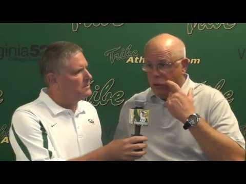 Tribe Football Press Conference: Week 7 (Head Coach Jimmye Laycock)