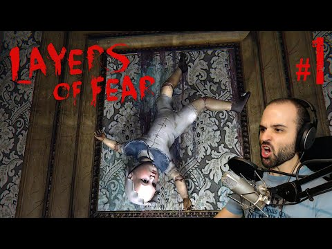 Layers of Fear #1 | TERROR PERTURBADOR | Gameplay Español