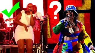Impossible African Cardi B Vs Official Cardi B Who Is The Best I Like It Performance