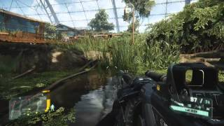 Crysis 3 - Gameplay (HD español) - Campo a través