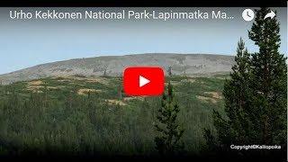 Urho Kekkonen National Park-Lapinmatka Matkalla Lapissa-Sudenpesä