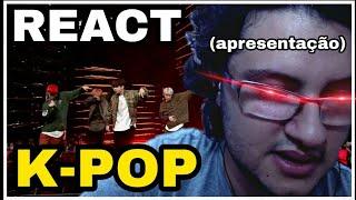 REAGINDO A K-POP! MIC DROP (BTS) E DON'T WANNA CRY (SEVENTEEN) APRESENTAÇÕES!!