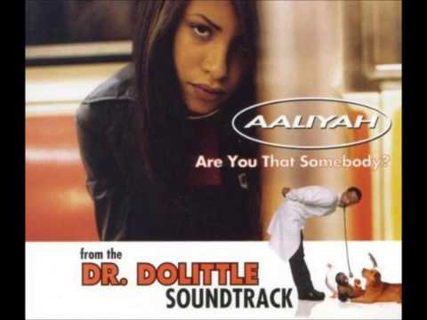 Aaliyah feat Supafriendz  Are You That Somebody? Remix
