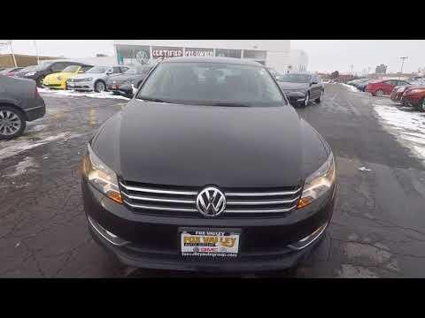 2015 Volkswagen Passat Schaumburg IL S6414A