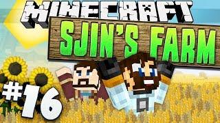 Minecraft - Sjin's Farm #16 - The Hills Are Alive