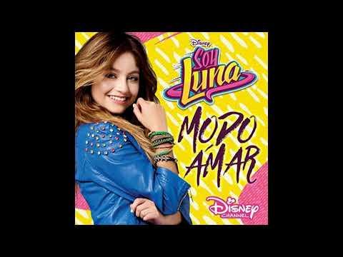Elenco de Soy Luna - Modo Amar (Karaoke Instrumental) From Soy Luna