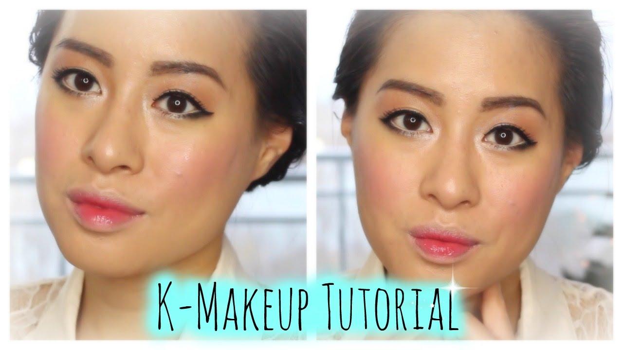 Korean Makeup Tutorial K Makeup Using Laneige Puppy Eyes