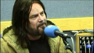 """Doogie White """"Unplugged Radio Session"""" - Temple of The King (1/3)"""