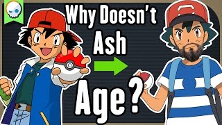 5 Pokemon Theories about Ash Ketchum Never Aging | Gnoggin