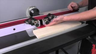 Infinity Cutting Tools - Jessem Clear Cut Router Table Stock Guides