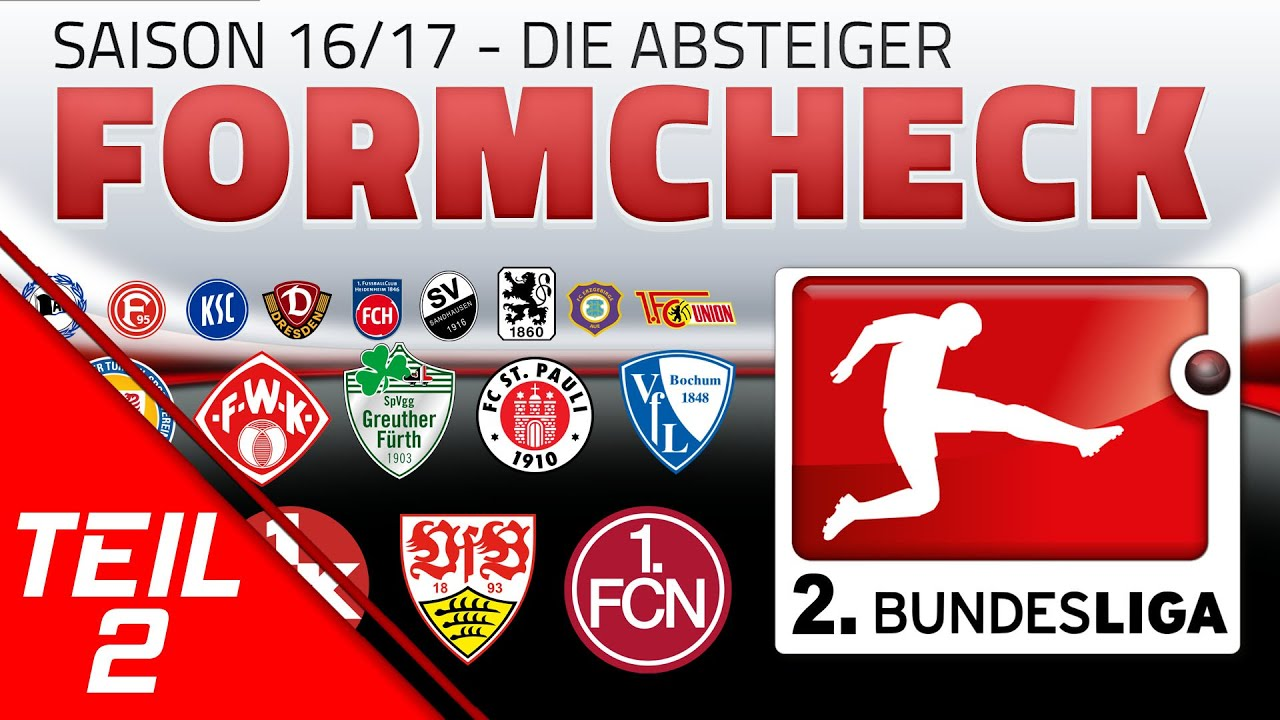 Formcheck Bundesliga