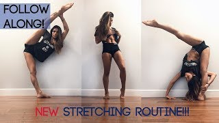 Advance Stretching Routine! Follow Along Tutorial!
