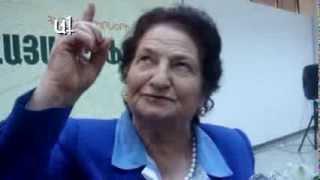 Ռոզա Ծառուկյանը  խիստ վիրավորված է