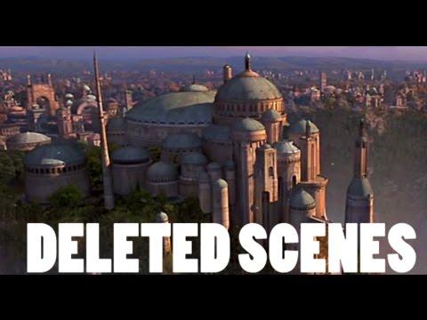 Star Wars I - The Phantom Menace Deleted Scenes HD