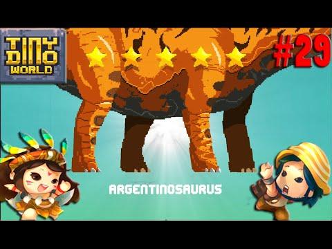 Argentinosaurus - Tiny Dino World #29