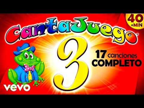 CantaJuego - CantaJuegos Volumen 3 Completo