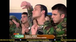 TV Record mostra a formação de um piloto da Força Aérea - Episódio I