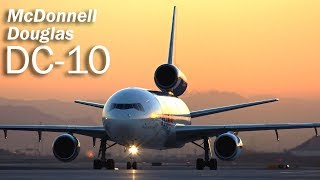 DC-10 - the first wide trijet