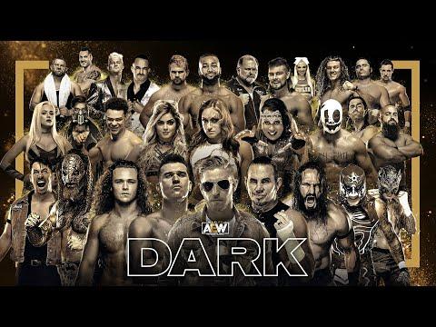 90 Min. of Action - Dante Martin, Tay, Orange Cassidy, Death Triangle, Dark Order   AEW Dark, Ep 103