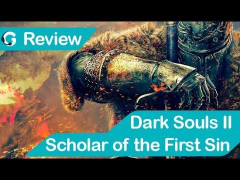 Análisis Dark Souls II Scholar of the First Sin