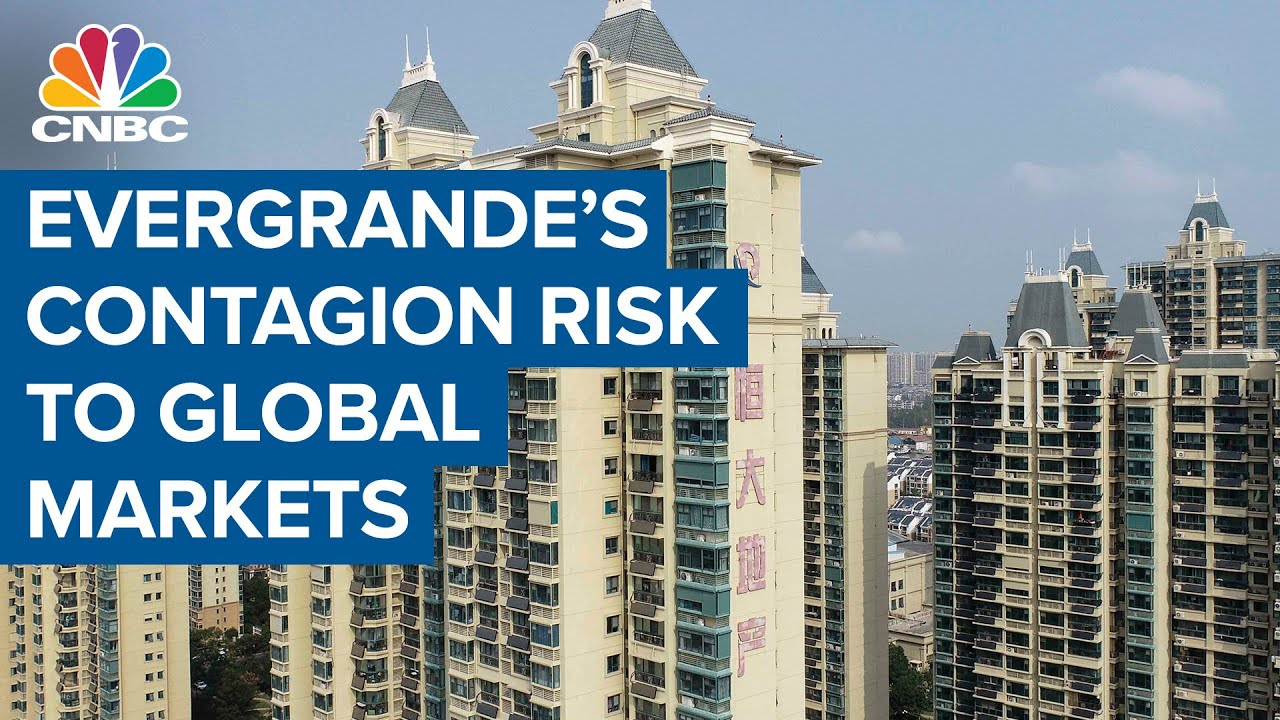 Download Understanding Evergrande collapse contagion risk to global markets