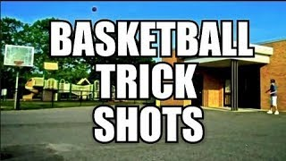 Basketball Trickshots at Olivet College