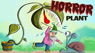 MURLDER ALL ELVES!!   Horror Plant