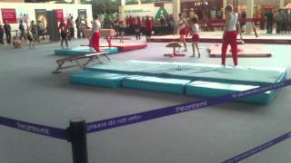 Kids Training For Olympics . Milton Keynes