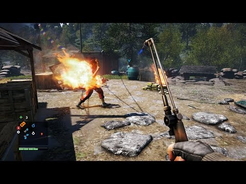Far Cry 4 Schizophrenia with Scats and Hooston