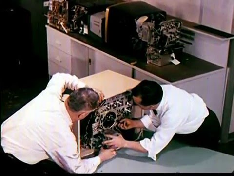"RCA Victor: Vintage Television Manufacturing in America ""The Reasons Why"" (1959)"