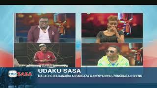 Madocho wa Kanairo aeleza kilichopelekea mtafaruku na Mbogi Genje