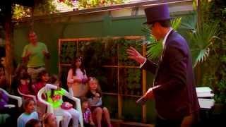 Magia y animación infantil familiar en Chile,
