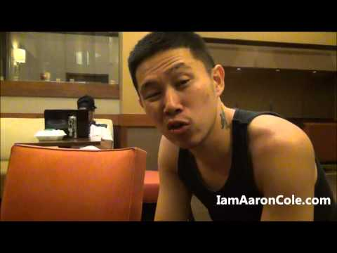 MC JIN on How Aaron Cole Inspires Him (@IamAaronCole @IamMCJIN)