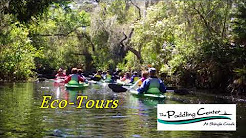 The Paddling Center, Kayak, Canoe, Paddleboard Rentals & Tours, Orlando, Kissimmee, Central Florida
