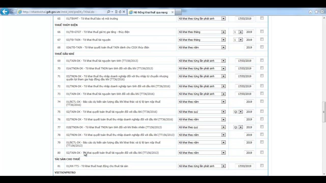 Nộp báo cáo tài chính, quyết toán thuế TNDN qua mạng/ Đỗ Gia Luật/ Nghiệp vụ kế toán