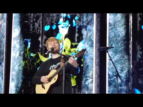 Ed Sheeran - Perfect  in San Francisco