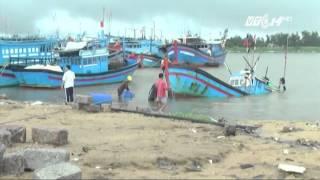 (VTC14)_Phú Yên: Nhiều khu vực bị ảnh hưởng nặng do triều cường
