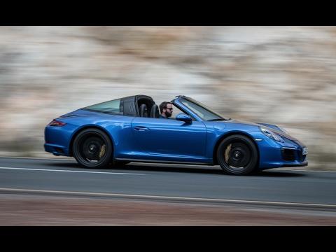 911 Carrera Gts >> 2017 Porsche 911 Targa 4 GTS [ESSAI] : Du souffle à tous les étages - YouTube