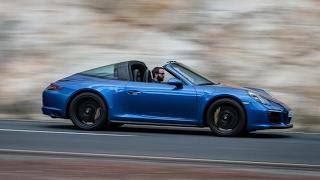 2017 Porsche 911 Targa 4 GTS [ESSAI] : Du souffle à tous les étages
