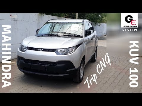 2018 Mahindra KUV 100 Trip CNG | most detailed review | features | specs | price !!!